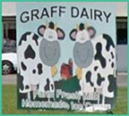 original graff dairy sign